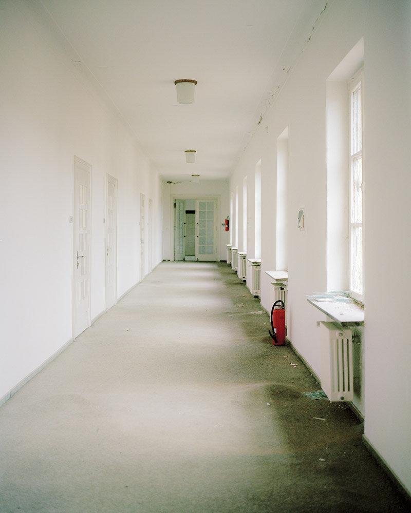 old halls